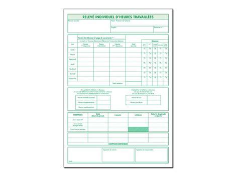 fournitures de bureau discount exacompta registre individuel d 39 heures travaillées