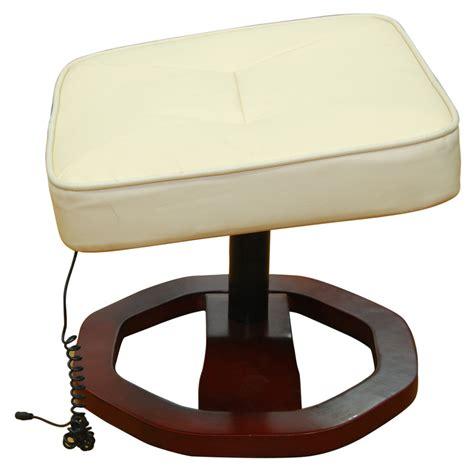 si鑒e massant articoli per poltrona relax massaggio reclinabile crema vidaxl it