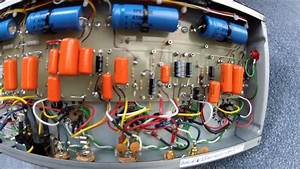 Point To Point Fender Princeton Reverb Rebuild