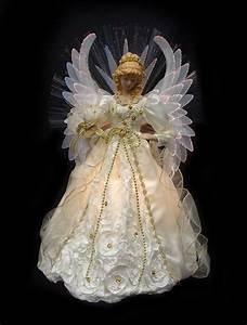 Ange De Noel Pour Cime De Sapin : fiber optic angel christmas tree topper christmas tree toppers p ~ Teatrodelosmanantiales.com Idées de Décoration