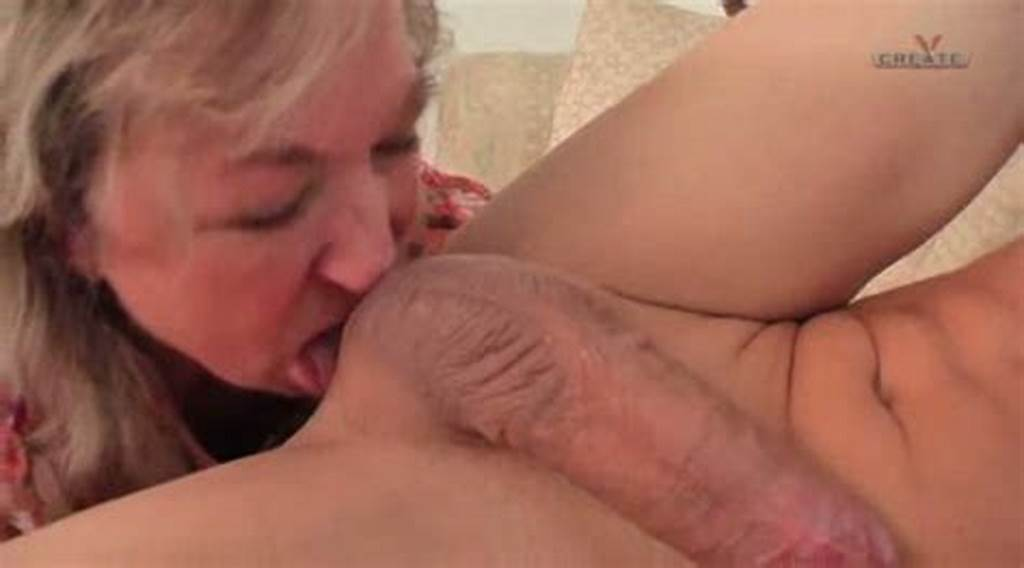 #Wife'S #Horny #Blonde #Grandma #Sucks #My #Shaved #Cock #And #Gives