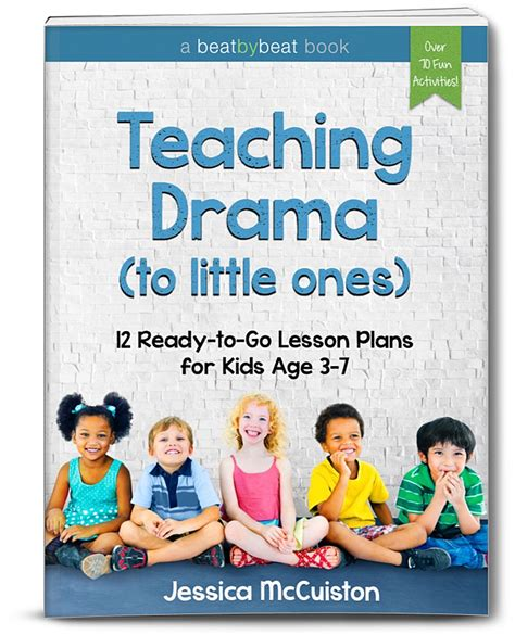 teaching drama to ones 12 lesson plans and 74 319 | paperbackfront 753x930