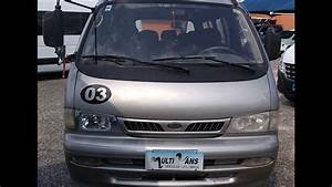 Kia Besta Gs 12 Lugares 2001 - Vans Zero Km  Usadas E Seminovas - Multivans