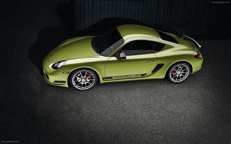 Porsche Cayman R 2018 Widescreen Exotic Car Wallpapers 02