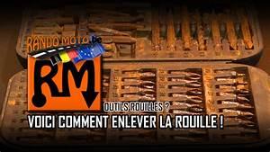 Comment Enlever La Rouille : comment enlever la rouille de vos outils youtube ~ Melissatoandfro.com Idées de Décoration