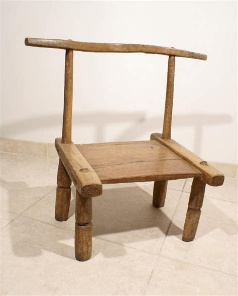 chaise africaine chaise africaine baoule 07