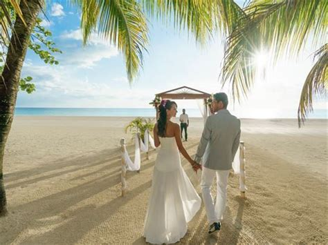 jamaica wedding resorts packages  tropical sky