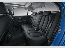 BMW F52 1 Series Sedan Interior Spied in China autoevolution