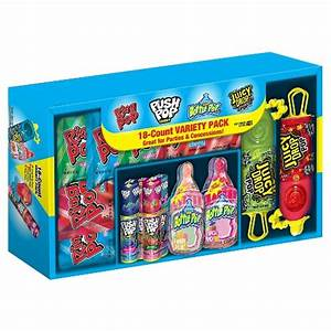 Ring Pop Lollipops and Hard Candies Variety Pack - 18ct ...