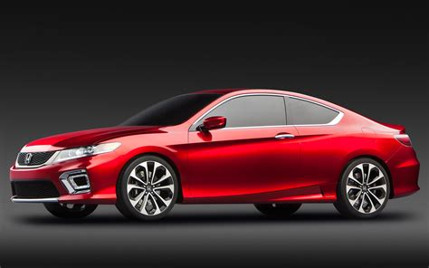 2014 Honda Accord Coupe Changes