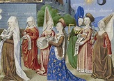 The Medieval Clotheshorse: Roger Wieck on the Fashion ...