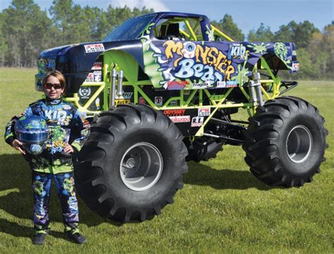 monster truck for children for 125 000 you can buy your kid a miniature monster truck