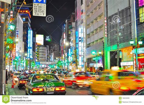 neon bar lights roppongi editorial stock photo image
