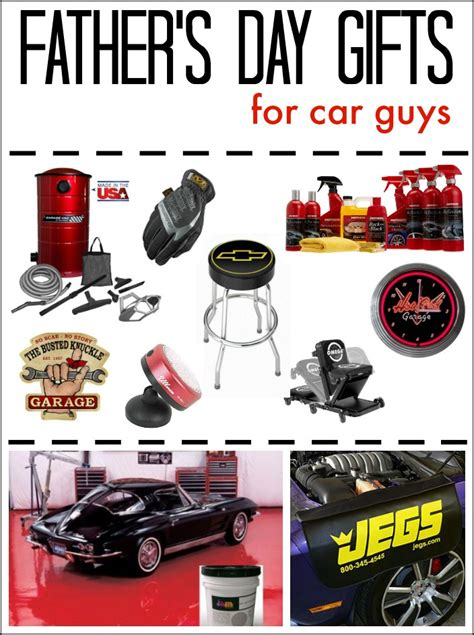 Car Gifts For by 10 S Day Gifts For Car Guys Saving Mamasita