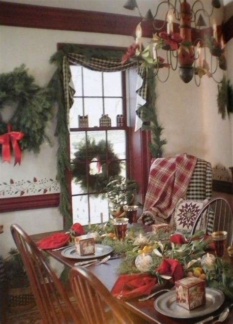Primitive Country Decorating Ideas For Living Rooms by Christmas Primitives Country Pinterest
