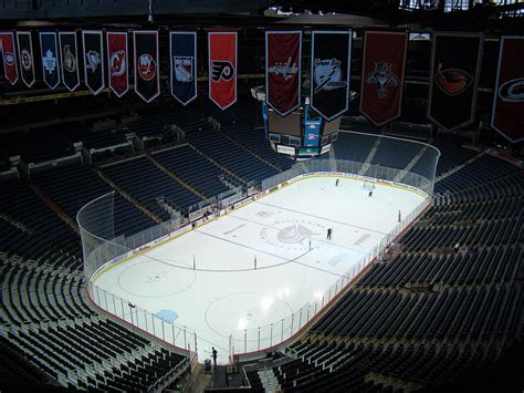 arena garage nationwide arena blue jackets can t compete with penguins lose fifth