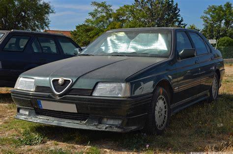 Alfa Romeo 164 by Endangered Species Alfa Romeo 164 Ran When Parked