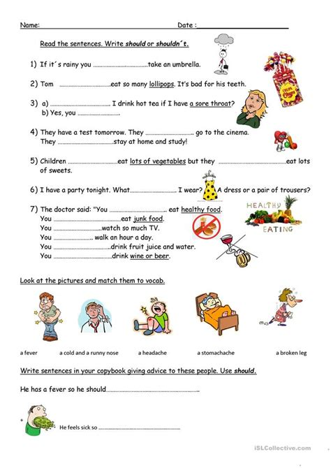 33 Free Esl How To Give Advice In English Worksheets