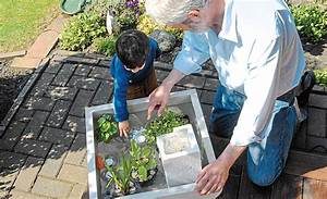 wassergarten set wasser im garten teich selbstde With französischer balkon mit solar garten set