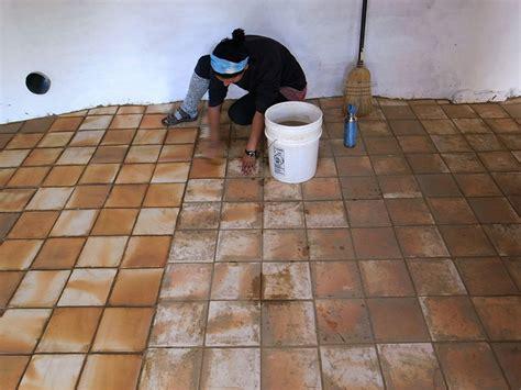 Terracotta Fliesen Reinigen  Haus Dekoration