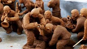 Short Introduction To The Clay Sculpture In Shananxi