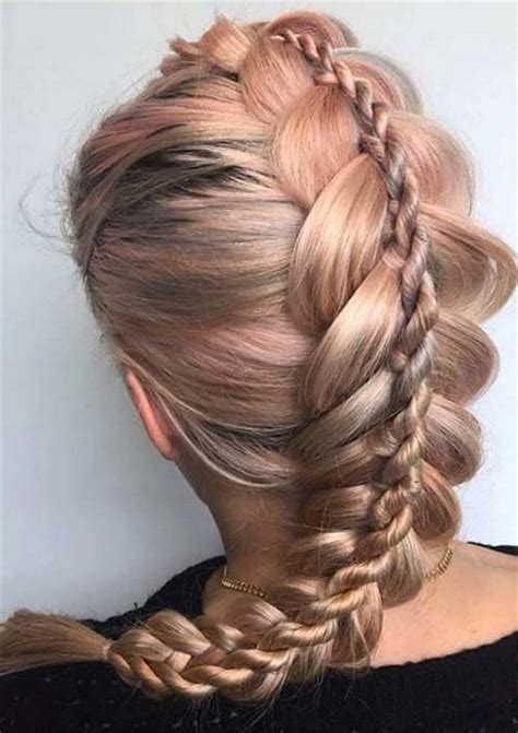 braid hairstyles  long hair