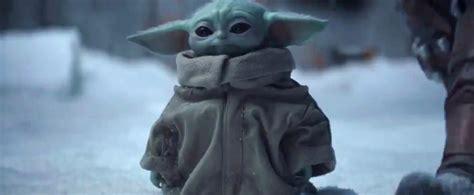Baby Yoda Is Back In 'The Mandalorian' Season 2 Trailer