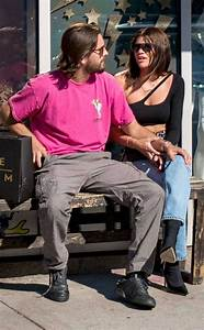 Scott Disick And Sofia Richie Photographed Getting Cozy ...