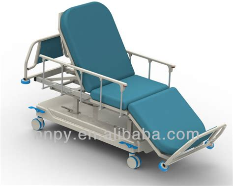 hospital recliner chair bed roole