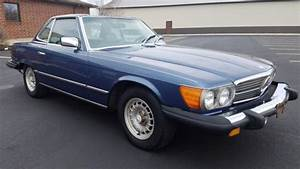 1984 Mercedes 380sl Hard Top Convertible 3 8l V8 For Sale