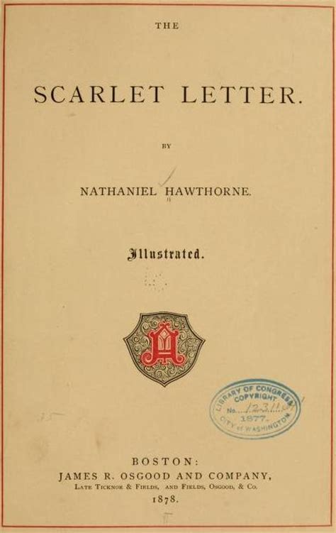 the scarlet letter by nathaniel hawthorne the scarlet letter by nathaniel hawthorne books