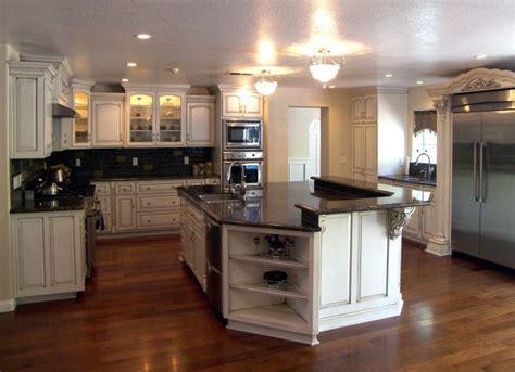 choosing   types  kitchen countertops amaza design