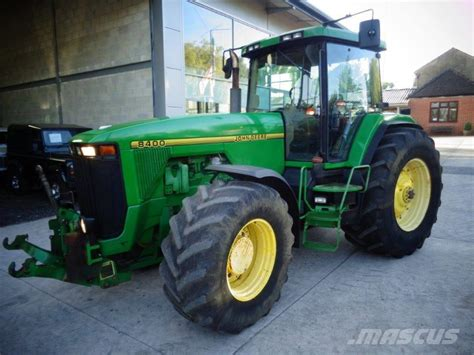 deere kaufen deere 8400 gebrauchte traktoren gebraucht kaufen und