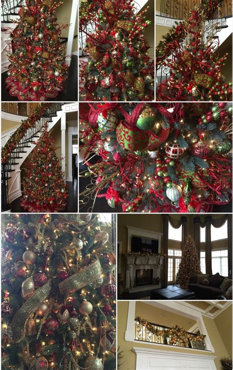 photo credit virginia adamo frontgate holiday decor
