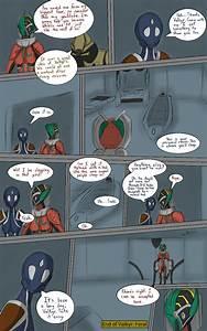 Valkyr Warframe Comic Feral Page 34 By JackieTeJackal On