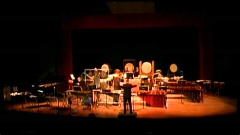 Montana Music  Osu Percussion Ensemble Youtube