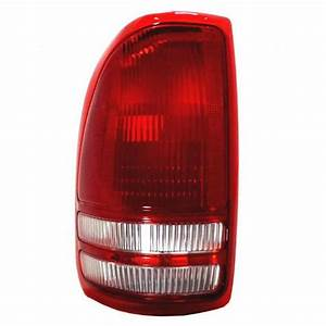 Dodge Dakota Replacement Tail Light At Monster Auto Parts