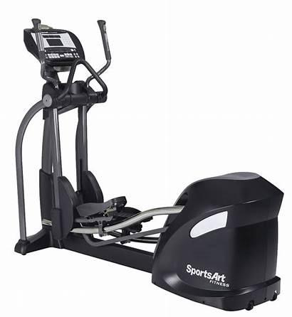 Elliptical E875 Sportsart Equipment Fitness