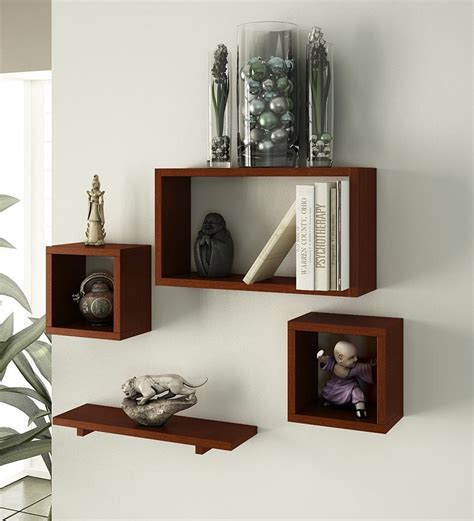 small hanging shelf small wooden wall shelves best decor things
