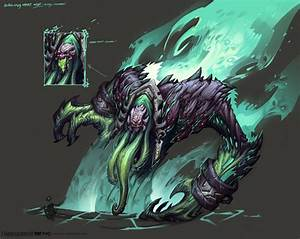 Darksiders II Concept Art by Avery Coleman | Concept Art World