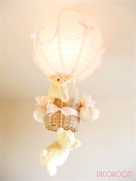 le montgolfi 232 re enfant b 233 b 233 mouton fille d 233 coration chambre enfant b 233 b 233 luminaire