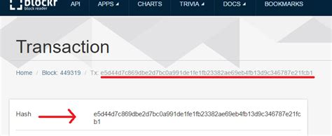 Txid (string, required) the transaction id 2. Transaction - Bitcoin Wiki