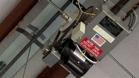 fixed  powermaster commercial garage door opener  chicagoil youtube