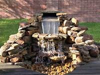 how to build a water feature HOW TO: Build a Disappearing Water Feature