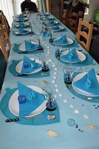 Décoration De Table Anniversaire : decoration de table pour anniversaire 40 ans homme ~ Melissatoandfro.com Idées de Décoration