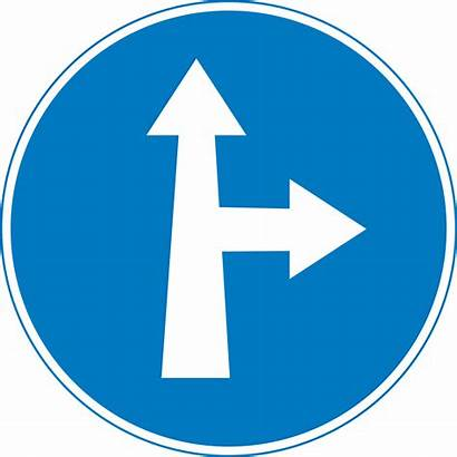 Mandatory Right Svg Road Cyprus Fichier Commons