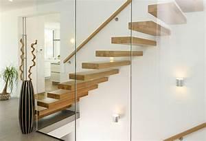 Treppe Mit Glasgeländer : exklusive holztreppen bei ihre treppe aus holz ~ Sanjose-hotels-ca.com Haus und Dekorationen