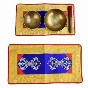 brocard pour bol tibetain ou autel dorje With tapis de yoga avec canapé karup indie