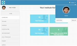 wordpress school management system by bigboss555 codecanyon With template for student management system