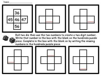 place     digit numbers pieces   hundreds
